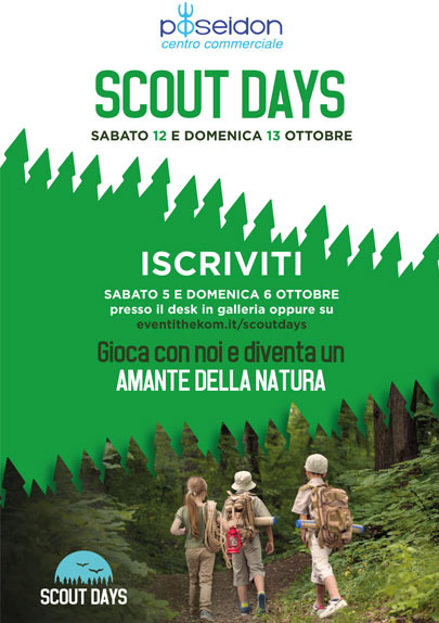 Scout days